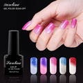 saroline Temperature Change Mood Color Changing Thermo Gel Varnishes Long Lasting LED 29 Color UV Gel Nail Polish