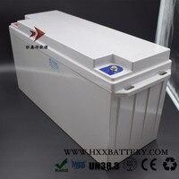 2KW литиевых Батарея пакет 12,8 V 150AH LiFePO4 глубокий цикл Бесплатная обслуживания OEM ABS чехол для дома солнечной Системы