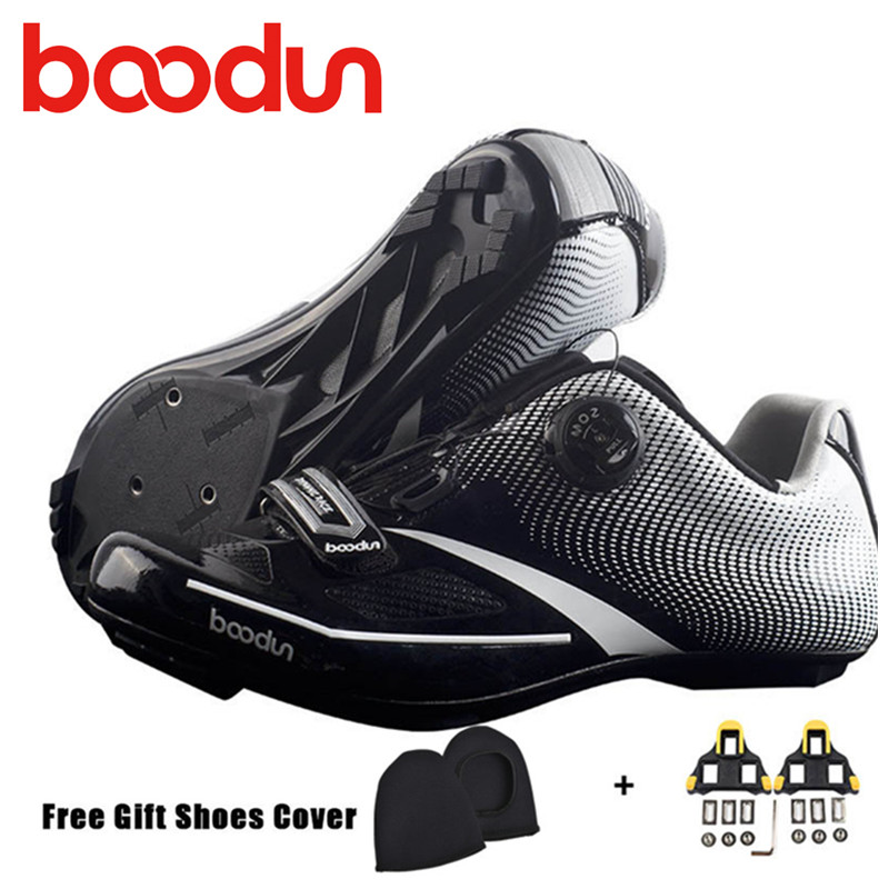 BOODUN Cycling Shoes Men sneakers women zapatillas deportivas hombre Road Bike Shoes Anti-slip Self-locking Sports Racing ShoesBOODUN Cycling Shoes Men sneakers women zapatillas deportivas hombre Road Bike Shoes Anti-slip Self-locking Sports Racing Shoes