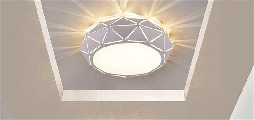 superfície acrílico incorporado luz do corredor luz