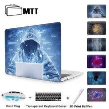 MTT Printed Case For Apple Macbook Pro Retina 12 13 15 Air 13 11 inch L