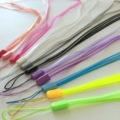 1pcs Rope Long Design Glass Buckle Plastic Rope Mobile Phone Strap Speaker Hangings Key Rope For iphone Samsung Xiaomi