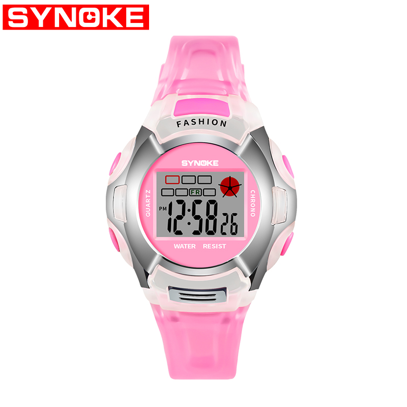 New Waterproof Children Watch Boys Girls LED Digital Sports Watches Plastic Kids Alarm Date Casual Watch Select Gift for KidNew Waterproof Children Watch Boys Girls LED Digital Sports Watches Plastic Kids Alarm Date Casual Watch Select Gift for Kid