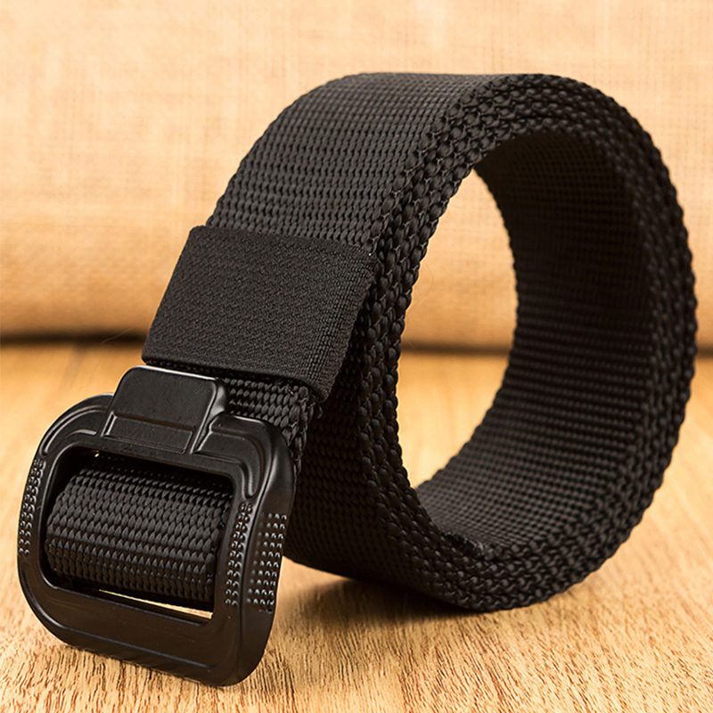 2018 New Outdoor Army Tactical Belt Military Nylon Belts Mens Waist Swat Strap With Buck ...
