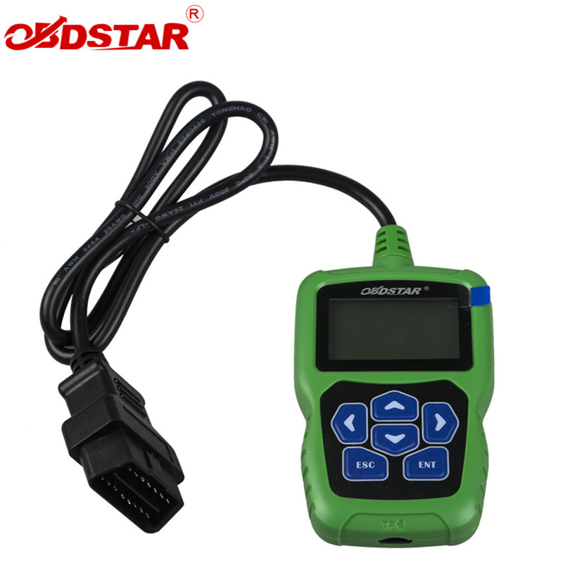 OBDSTAR F101 For TOYOTA IMMO Reset Tool Support G Chip All Key Lost Upgrade Via TF Card