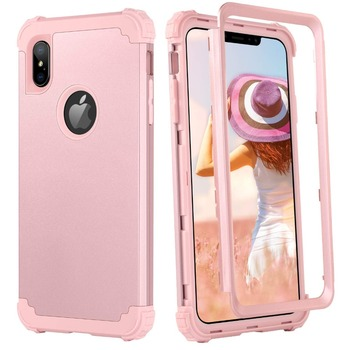 Soft Silicone iPhone XS Max Case