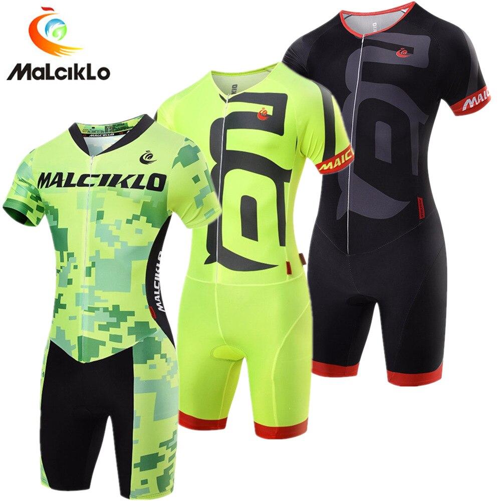 Pro Team Camisa de Ciclismo Skinsuit Triathlon Terno dos homens Macacão  Conjunto Maillot Roupas de Ciclismo 03714ca58e3e0