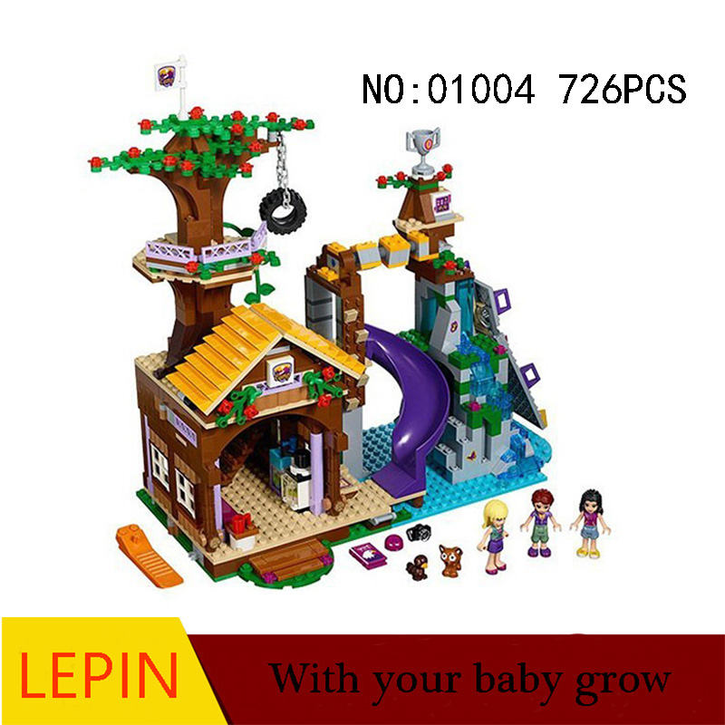 ФОТО Hot Building Blocks Lepin Friend 01004 Educational Toys For Children Best birthday gift to girl Decompression toys