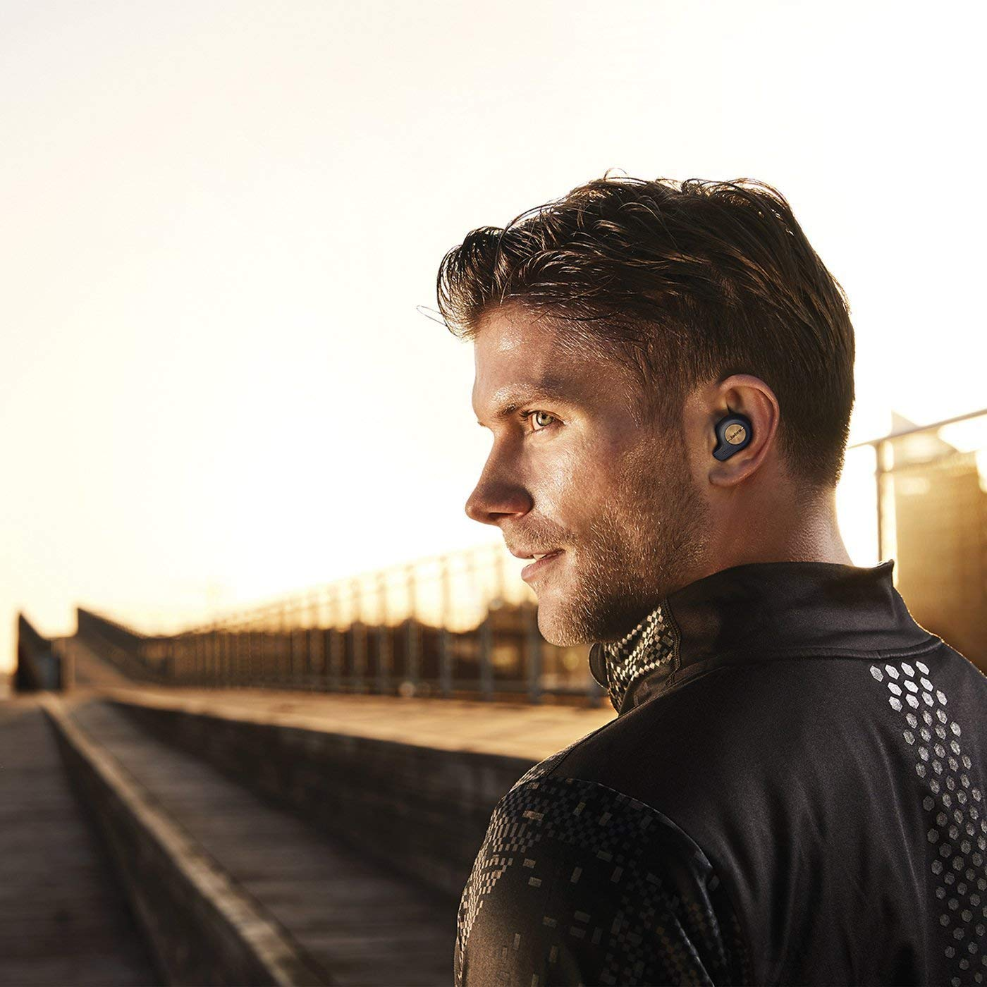 77e9b4b0e83 Jabra Elite Active 65t Alexa Enabled True Wireless Sports Earbuds with  Charging Case-in Bluetooth Earphones & Headphones from Consumer Electronics  on ...