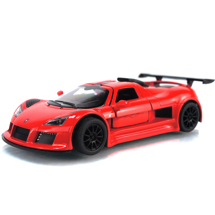 1PCS Scale Diecast Alloy Metal Racing Car Model For