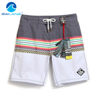 Gailang Brand Men S Beach Shorts Board Surf Boxer Trunks Men Bermuda Swimwear Swimsuits Swim Boxers
