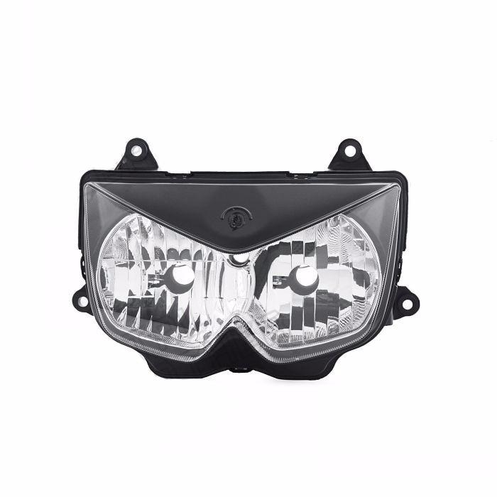 1 Pcs Motorcycle Replacement Head Light Headlamp Assembly For Kawasaki Ninja 250R EX250 2008-2012 09 10 11