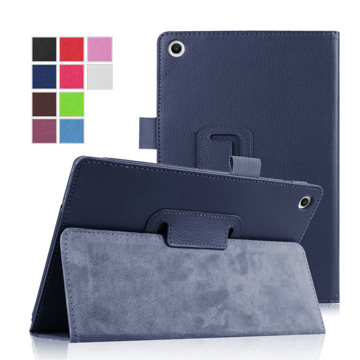 New Litchi PU Leather Magnet Stand smart Case For Asus Zenpad 10 ASUS