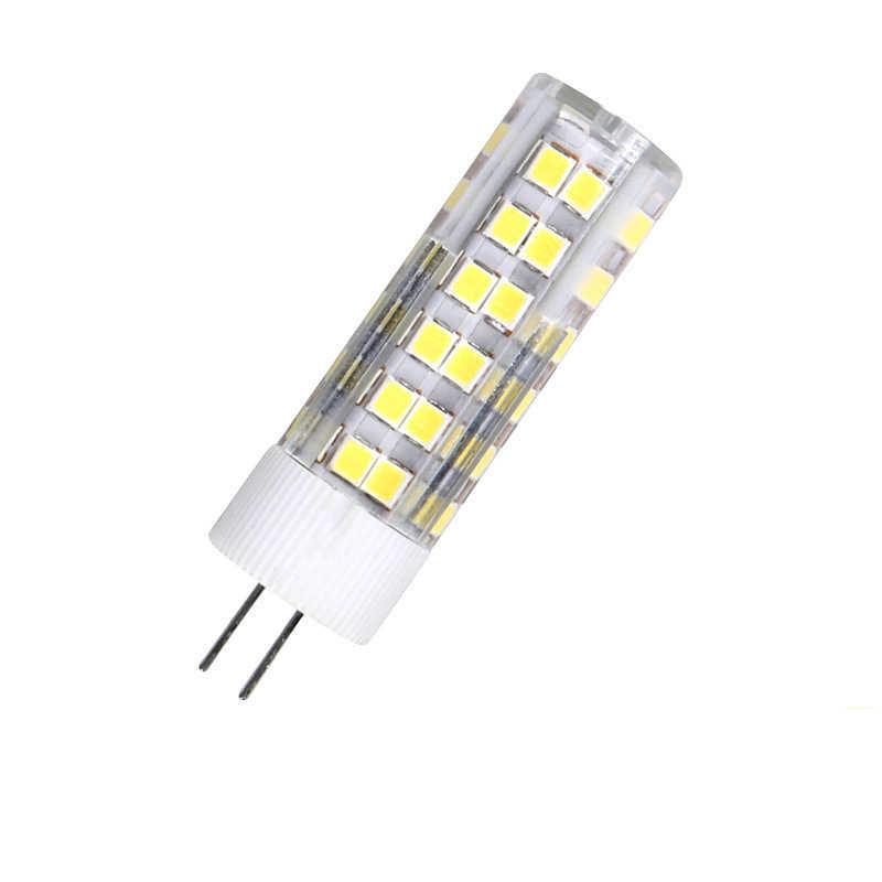 1/5/10 шт G9 светодиодный светильник Керамика G4 Светодиодный лампочки E14 220 V 5 Вт 7 Вт 9 Вт 12 Вт 2835 светодиодные лампы SMD 360 градусов угол светодиодный прожектор лампа