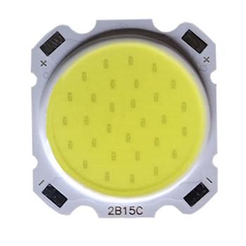 10 sztuk dużo 3W 5W 7W 10W 12W 15W wysoka dioda LED dużej mocy oświetlenie COB koraliki LED koralik świetlny LED żarówka Chip światło punktowe Downlight diody lampy tanie i dobre opinie Rosensuotich Prostokątne CH-002 20mm 360 degree