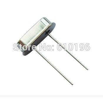 10 шт./лот 8 МГц Crystal DIP 2 Pin HC-49S 8,000 пассивный кристалл 49S 8M