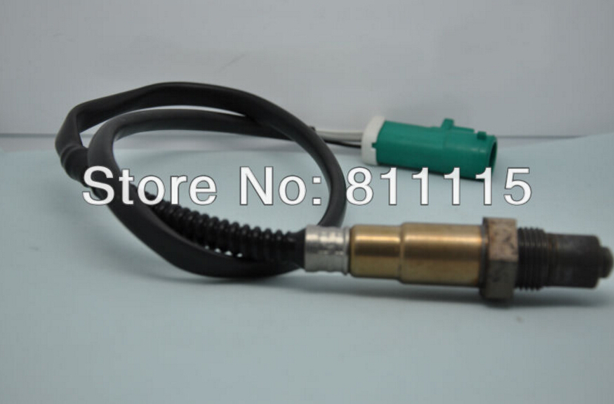 Car Sensor Oxygen Sensor 0258006925 for FORD/VOLVO, 4 wire O2 Sensor ...