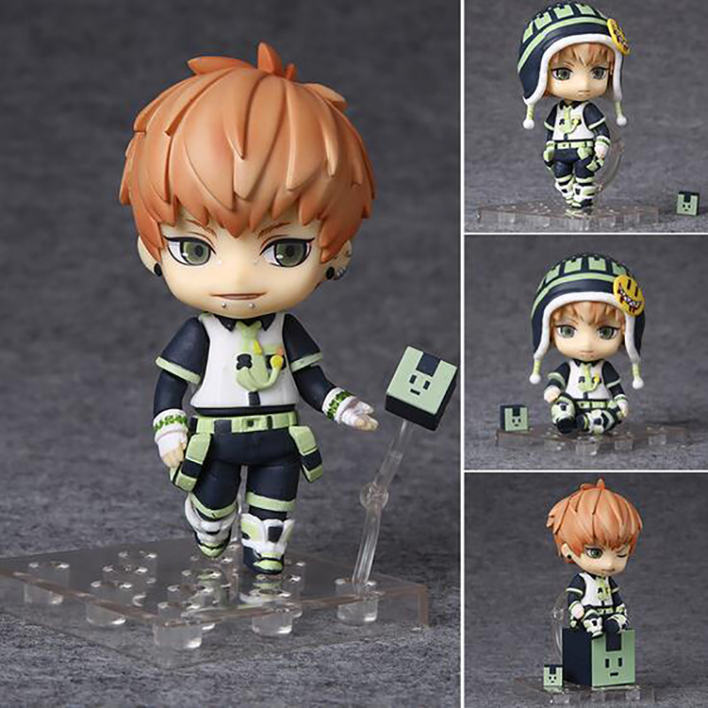 """Buy Nendoroid DMMD DRAMAtical Murder Noiz #487 PVC Action Figure Collection Model Toy Doll 4"""" 10cm for $15.60 in AliExpress store"""
