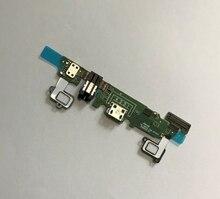 5 adet/grup Samsung Galaxy A8 A8000 A800F USB Şarj Şarj Portu Bağlayıcı Dock Flex Kablo Şerit Yedek Parça