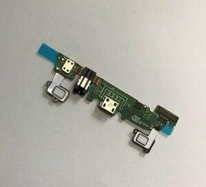 Image 1 - 5 cái/lốc Đối Với Samsung Galaxy A8 A8000 A800F USB Sạc Sạc Cổng Kết Nối Dock Flex Cable Ribbon Thay Thế Phần