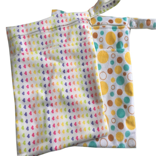 1147b740b0b04e Whoesale Baby Waterproof Wet Diaper Bag Cloth Nappy Bags Swimsuit Bag  Patterns Printed WetBag for Mama Size 35*40cm (30pcs/lot)