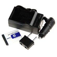 1 unids batería + cargador np-fd1 np-bd1 np-fd1/bd1 batería recargable de la cámara para sony dsc-t200 t300 t500 t700 t900 t2 t70