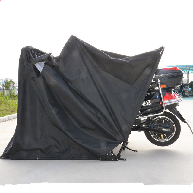 The Bike Shield Standard (Medium) Motorcycle Shelter / Storage / Cover / Tent /  sc 1 st  AliExpress.com & The Bike Shield Standard (Medium) Motorcycle Shelter / Storage ...