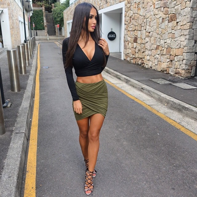 2015 New Women Sexy Short Skirt Gray Cotton Skirts Womens