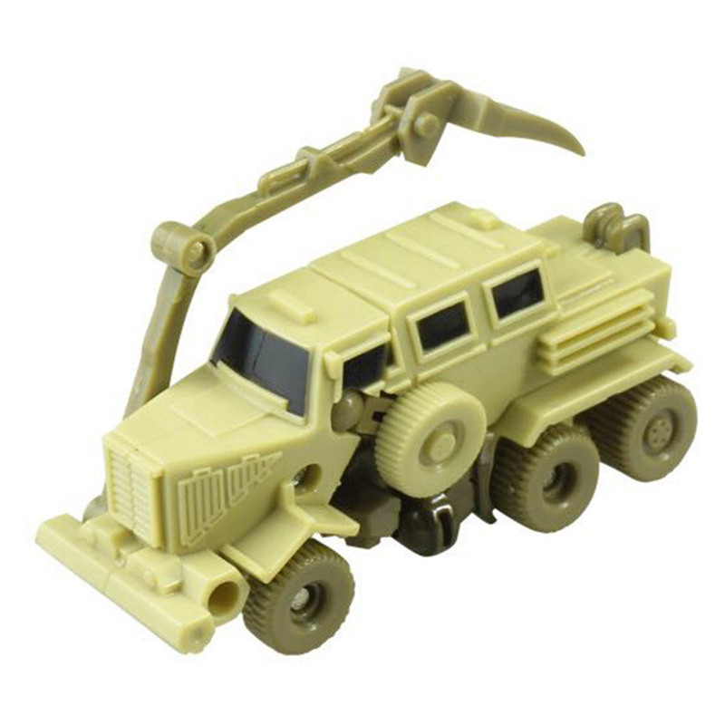 Transformation Mini Cars Kid Classic Robot Car Toys Action Toy Figures Plastic Deformation Boys Gifts For Children in Action Toy Figures from Toys Hobbies