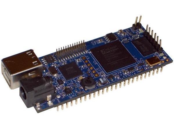 DLP-HS-FPGA-A USB FPGA MODULE Xilinx Spartan 3a Module Development Board