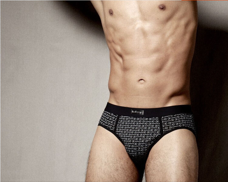 Free Shipping tide U convex modal men briefs mens sexy underwear shorts bamboo fiber lycra SIZE L-XXXL R1 ...
