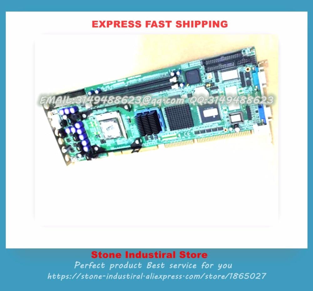 PCA-6184 P4 Industrial Motherboard 100% test good quality  цены