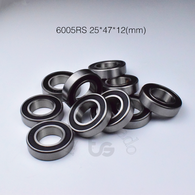 17mm*35mm*10mm 1PCS 6003-2RS 6003RS Deep Groove Rubber Shielded Ball Bearing