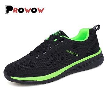 db338936 2019 de los hombres de verano Zapatos casuales Zapatos planos Zapatos de los  hombres ligero cómodo transpirable de malla de andar para hombre zapatillas  de ...