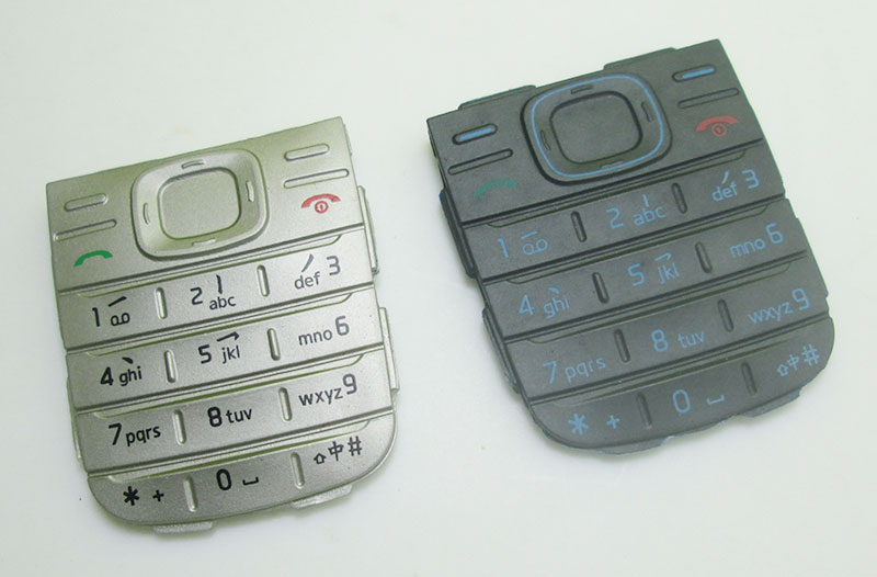 Replacement Keypad Keyboard Button for Nokia 1208 1200-in