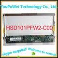 10.1 ''LCD de matriz HSD101PFW2 C00 hsd101pfw2-c00 30pin pantalla lcd portátil 1024*600