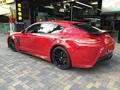 Fit for Porsche Panamera 970 Mansory modified carbon fiber rear wing with  rear spoiler wing