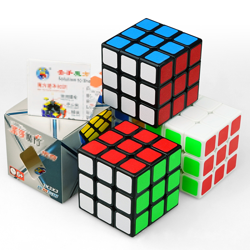 ZXZ Magic Sticker Puzzle Speed Cube Toys for children