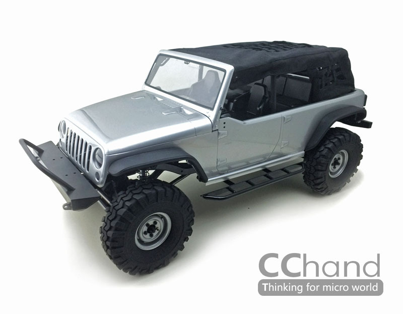 1/10 scale Wrangler Roof JK Carport canopy For RC Axial Racing AX90027 AX90035 scx10 rock crawler RC4WD-in Parts u0026 Accessories from Toys u0026 Hobbies on ...  sc 1 st  AliExpress.com & 1/10 scale Wrangler Roof JK Carport canopy For RC Axial Racing ...