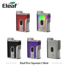 Original Eleaf iStick Pico Squeeze 2 Mod Box VW/TC(Ni/Ti/TCR)/BYPASS Mode Output 100w Box Mod E-Cigarette Vaporizer E Cigarettes