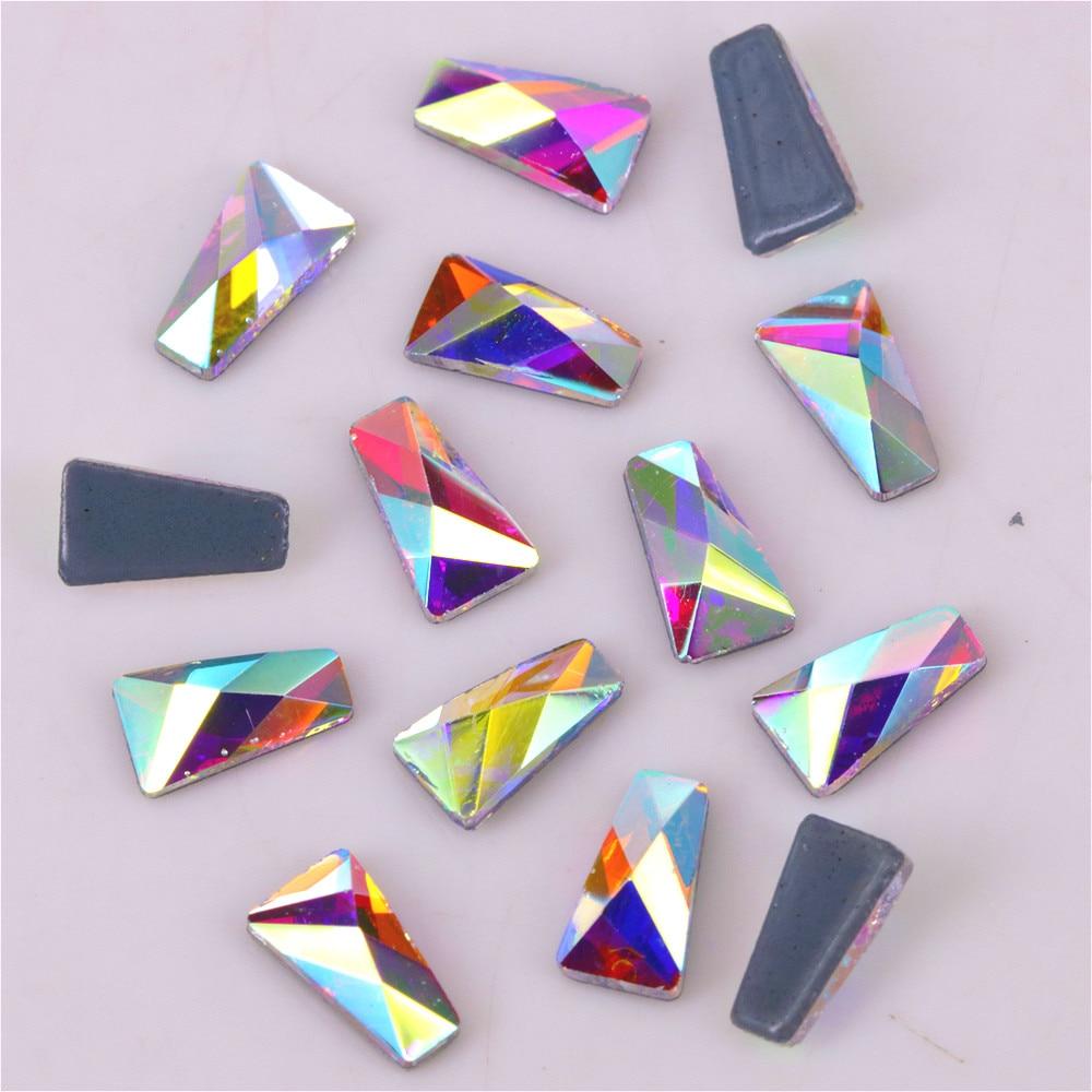 Rhinestones Lead Free High Quality 5mm Star Flat Back Hotfix Rhinestones Iron On Flatback Crystals Rhinestone Applique Home & Garden