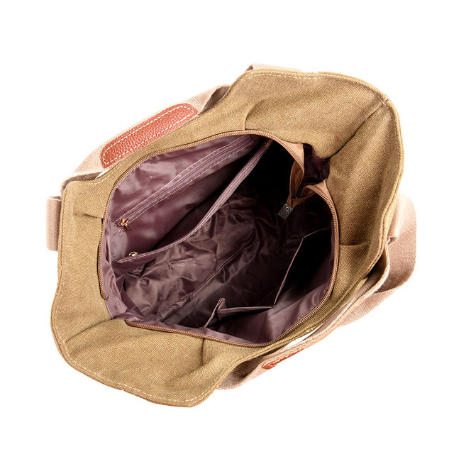 TULADUO 2016 Canvas Women Bag Casual Women Messenger Bags designer brand Vintage Fashion Women's Crossbody Bag Shoulder handbags
