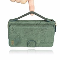 For LG G6 Case MEGSHI Genuine Luxury 2 In 1 Detachable PU Leather Flip Wallet Case
