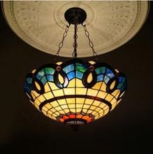 Бесплатная доставка Европейский подвесной светильник минималистский гостиной столовая ден подвесные светильники балкон прихожей висит СВЕТОДИОДНОЕ освещение