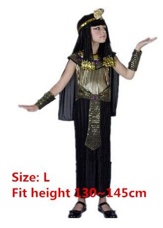 Egyptian Pharaoh Costumes For Purim Halloween Party Adults Clothing Egyptian Pharaoh King Men Fancy Dress