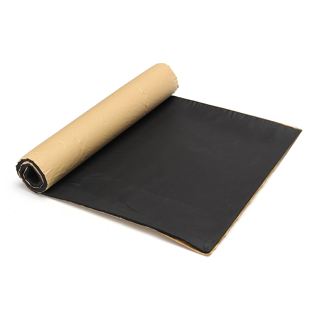 50X100cm Car Sound Proofing Deadening Insulation Heat Shield Mat Closed Foam