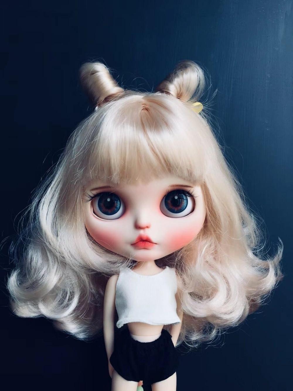 Anpassung puppe DIY Nude blyth puppe Für Mädchen nude puppe 20193 (nicht enthalten kleidung)-in Puppen aus Spielzeug und Hobbys bei  Gruppe 2