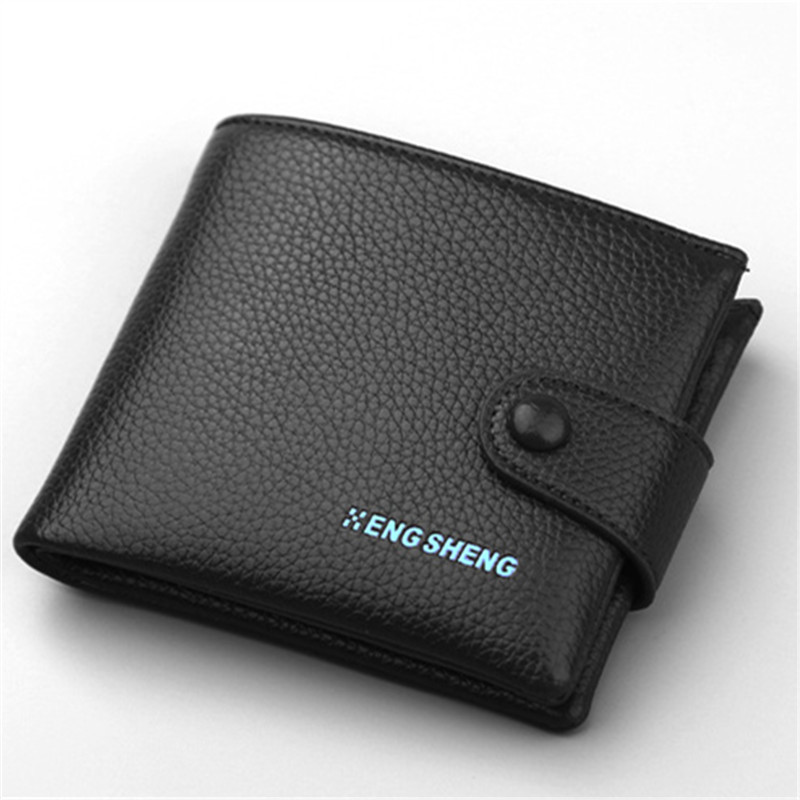 Mainland brand men wallet  new stylish Men wallet  Purse with coin pocket purse