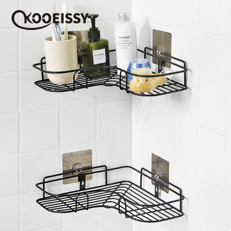 Home Wall Mounted Shelves Easy To Install Self Adhesive