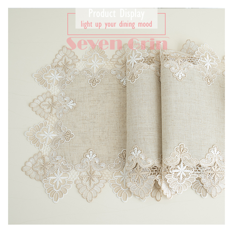 Table linens (2)